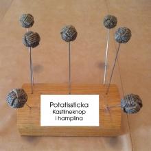 Potatisstickor text
